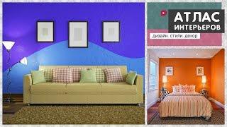 видео Оформление спальни: оформление стен в спальне своими руками (фото)