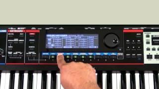 Roland Juno-Gi - Live Set Creation 01 - EdKeyGrand 1 (Layer)