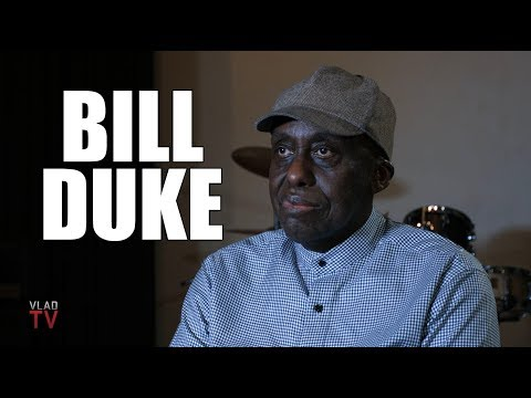 Bill Duke on Co-Starring with Arnold Schwarzenegger in Predator, Commando (Part 5)