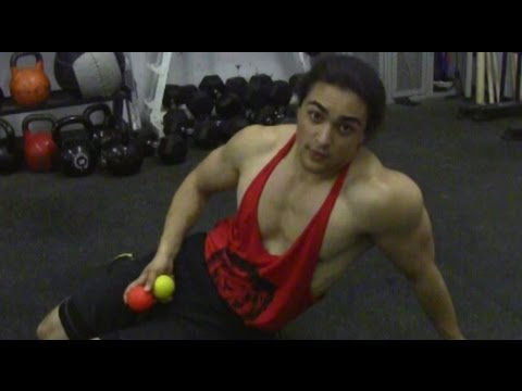 THORACIC MOBILITY 101: Fixing Rounded Back Deadlifts, Arched OHP and Bad Squats