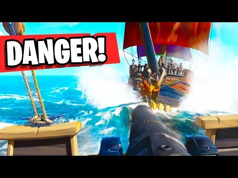 Sea of Thieves - OUR FIRST VOYAGE - Sea of Thieves Gameplay