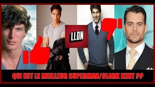 QELM #1 - QUI EST LE MEILLEUR... SUPERMAN/CLARK KENT ??