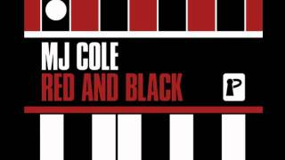 MJ Cole - Red and Black