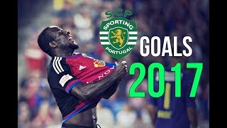 Seydou Doumbia ● Basel FC ► 2016-2017 ● Welcome to Sporting Lizbon ● Goals, Skills, Assists