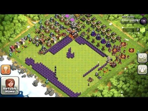 Clash of clans луки 6