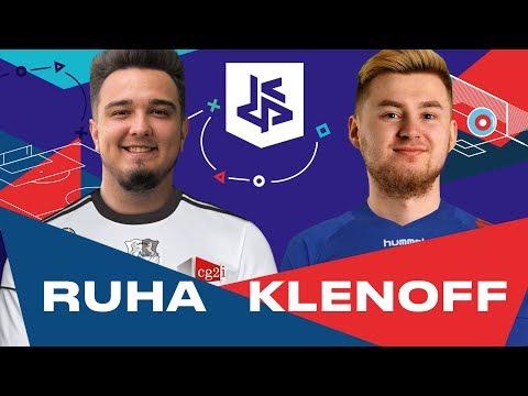 КУБОК ФИФЕРОВ 2019 | RUHA VS KLENOFF | 1 ТУР