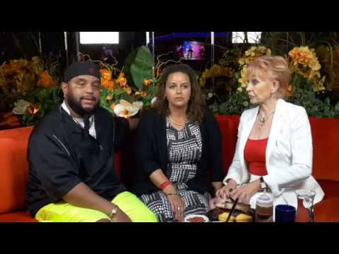 Sharon And Irving Harrell From Tc S Rib Crib Youtube