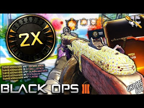 Get DLC GUNS Faster! BO3 Double Crypto Key WEEK!