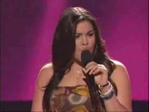 Jordin Sparks  To Love Somebody  American Idol Top 4