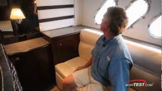 Cruisers Yachts 540 Sports Coupe Features 2012- By BoatTest.com