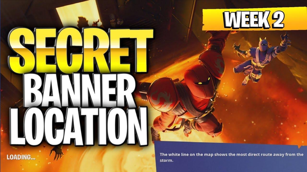 find the secret banner in loading screen 8