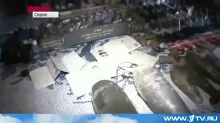 Боевики в Сирии переходят на сторону Асада  Сирия война видео боевиков