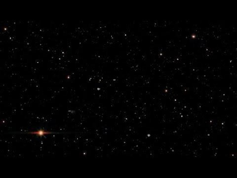 Stars in the Universe | 4K Relaxing Screensaver