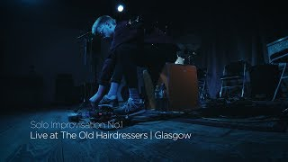 Solo Bass 1 | Live at the Old Hairdressers