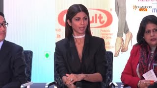 Viral! Shilpa Shetty Got ANGRY On Media Reporter   Bollywood Live