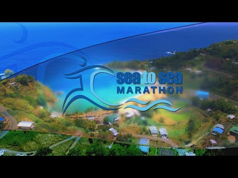 Tobago International Sea 2 Sea Marathon 2017