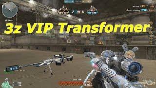 3Z VIP Transformer Nó Đã Xuất Hiện Rồi - Tiền Zombie v4