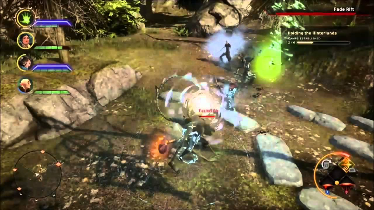 Dragon Age Inquisition  Handed Tank Build