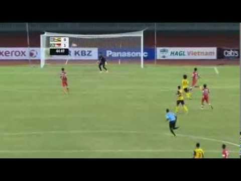 27th SEA Games (Football): Singapore vs Brunei