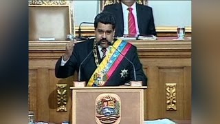 """Is Venezuela Really an """"Extraordinary Threat""""? U.S. Sanctions Top Officials as Tensions Grow"""