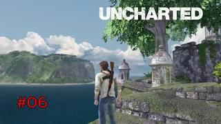 #06 アンチャーテッド エルドラドの秘宝 砦脱出~逃走~失われた都市へ Uncharted