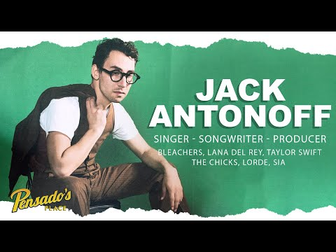 Taylor Swift Producer, Jack Antonoff — Pensado's Place #478