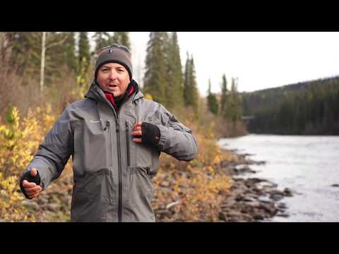 New Simms Fishing G4 Pro Wading Jacket Review