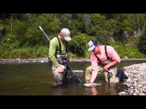 World Class Alaska Fly Fishing At The Copper River Lodge
