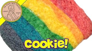 Rainbow Cookie Dough Kit, I Make Unicorns & Elephants!