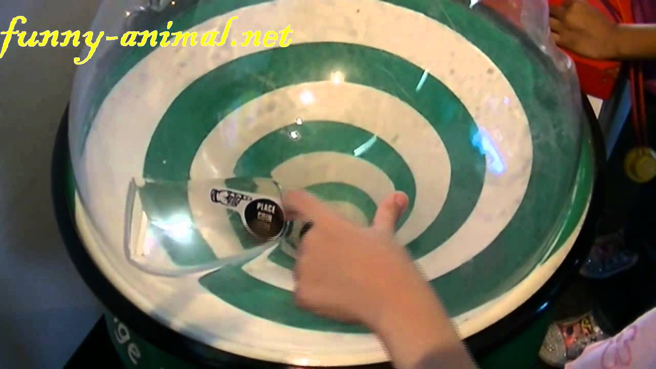 Coin donation funnel: roll a coin for fun - Vancouver ...