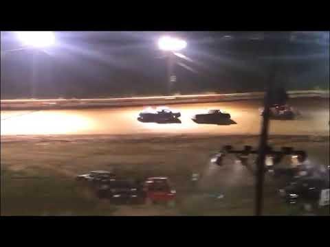 Part 2 Beckley Motor Speedway RSR racing.