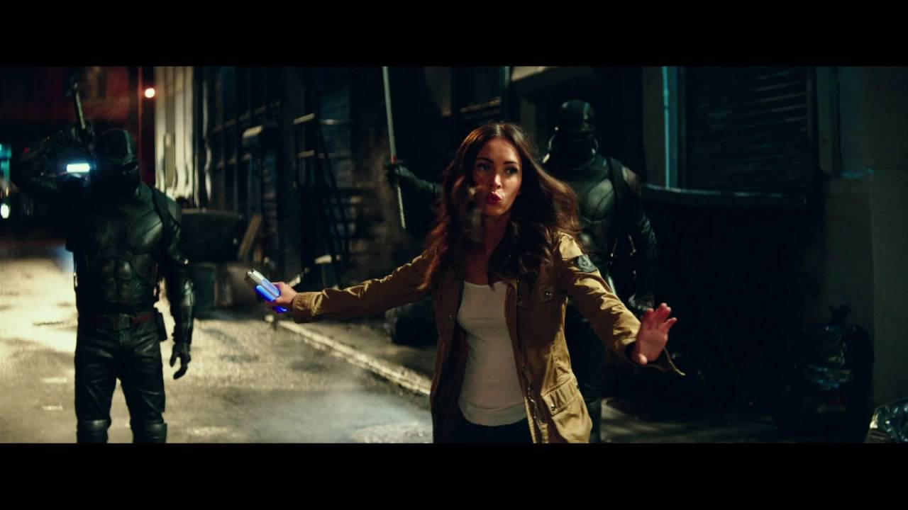 Ninja Turtles: Out of the Shadows | featurette - Megan Fox