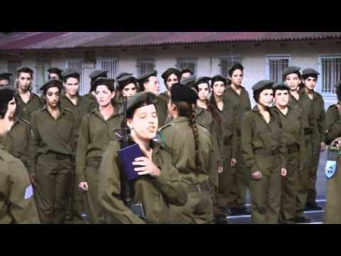 Golani Reality Tironut 51 Battalion S Basic Training