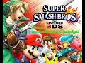 Super Smash Bros 3DS Review/Gameplay