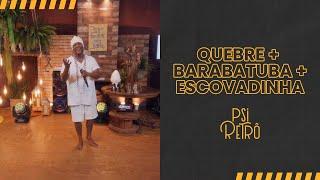 Baixar Live do Psi - Quebre / Barabatuba / Escovadinha #PsiRetrô