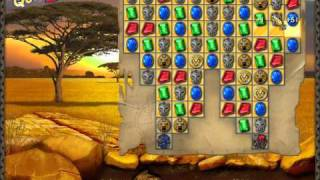 Jewel Quest II - Retour En Afrique - Level 3-1