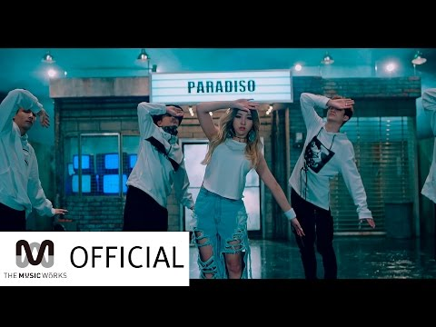 공민지(Minzy) - 니나노 (Feat. 플로우식(Flowsik)) M/V (Performance Ver.)