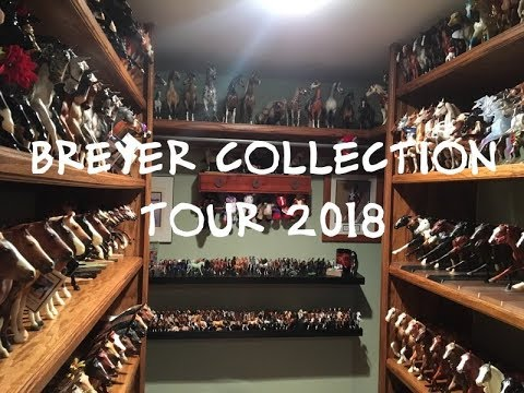 Breyer Model Horse Collection Tour / May 2018