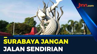 Penyebaran Covid-19 di Surabaya Tinggi, Jokowi Turun Tangan - JPNN.com