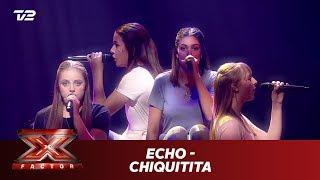 Echo synger 'Chiquitita' - Abba (Live) | X Factor 2019 | TV 2