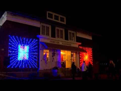 Ivoryton Illuminations 2011