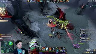 BLUE SPAN IMMORTAL RANKED DOTA 2 STREAM