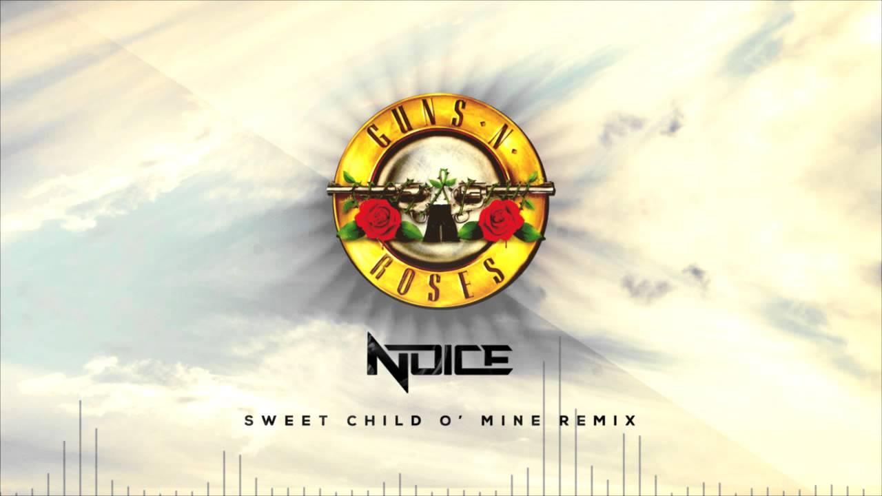 Guns N' Roses - Sweet Child O' Mine (RIBOE Remix) - YouTube