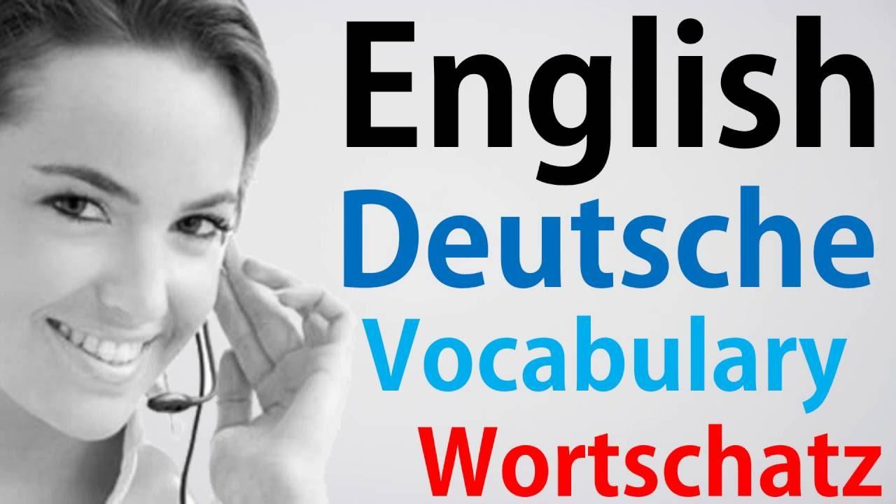 Video 51 deutsch englisch wortschatz bersetzung german for Deutsch italienisch ubersetzung