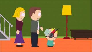 Butters punches his dad in the nuts (season 18 episode 8 Grounded Vindaloop)
