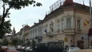 ルーマニアの旅 17 「トゥルグ・ムレシュ寸描」