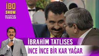 İnce İnce Bir Kar Yağar - İbrahim Tatlıses & Aşık Mahsuni Şerif & Murat Çobanoğlu Düet