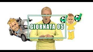 VAR sul Fantacalcio 2018/19 - Giornata 5 - Serie A
