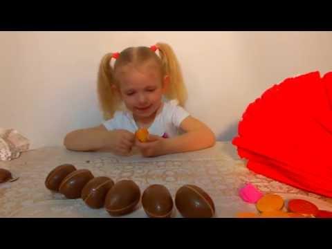 ♛ РАСПАКОВКА КИНДЕР- СЮРПРИЗОВ  Праздничный букет из киндеров и золотых монет