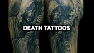 Video Death Tattoos - Best Death Tattoo Designs Ideas download MP3, 3GP, MP4, WEBM, AVI, FLV Juni 2018